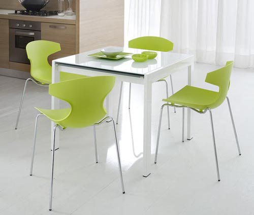 funky dining room chairs design