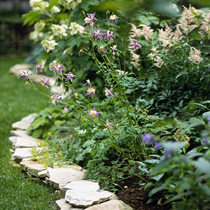Garden Edging Ideas Casual Cottage