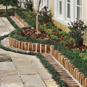 Garden edging ideas | Kris Allen Daily