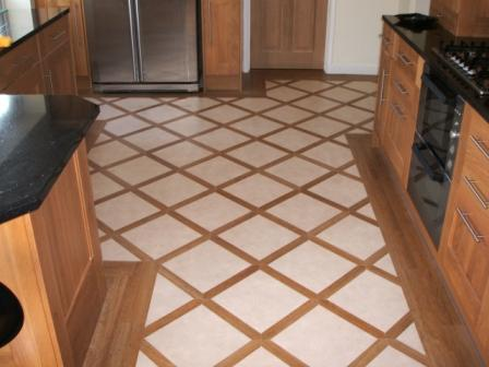 Kitchen Floor Design