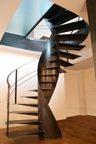 Spiral staircase design | Kris Allen Daily