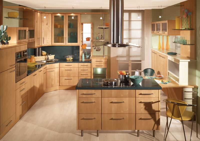 kitchen island designs help you get the best kitchen
