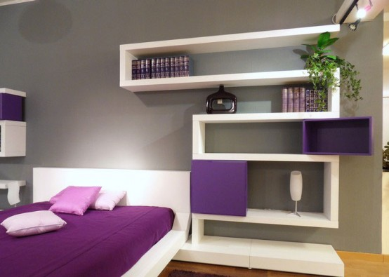 Bedroom Storage Systems – Bedroom Wall Storage Systems