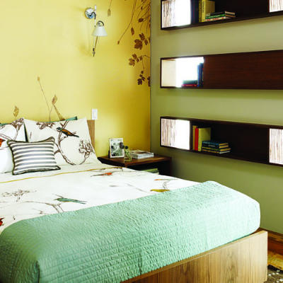 bedroom shelving units pictures