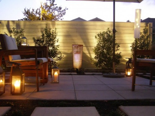 contemporary outdoor lighting fixtures
