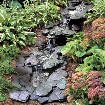Garden fountains | Kris Allen Daily