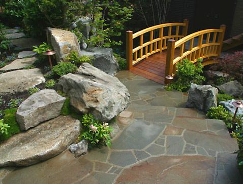 Japanese garden the best choice for your garden style - Garden design japanese style ...