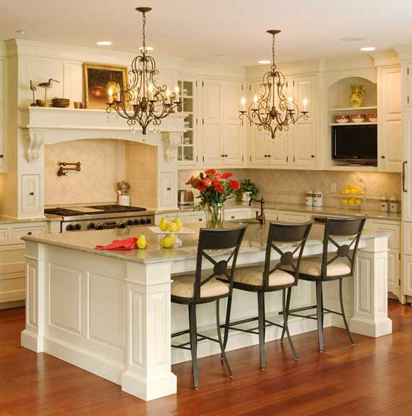 Kitchen island designs Kris Allen Daily : kitchen island designs with seating2 from www.krisallendaily.com size 580 x 585 jpeg 38kB
