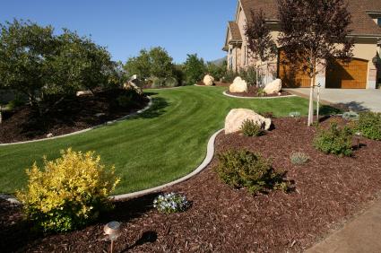 lawn and garden decor