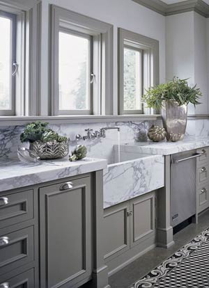 Marble Kitchen Counter Tops, Are They Worth It? | Kris Allen Daily