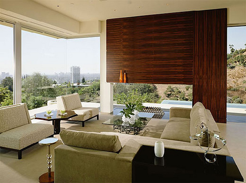 Minimalist living room | Kris Allen Daily