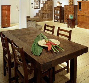 Dining Room on Rustic Dining Room Tables   Kris Allen Daily