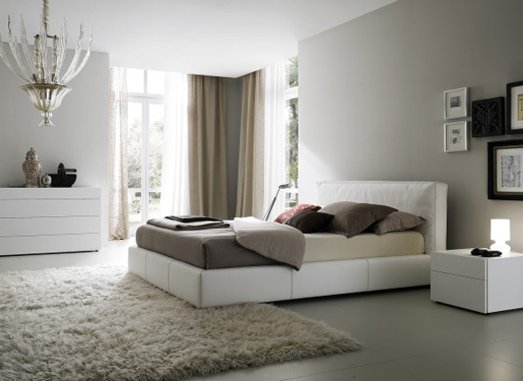 white bedroom suites design