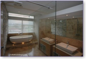 contemporary bathrooms designs