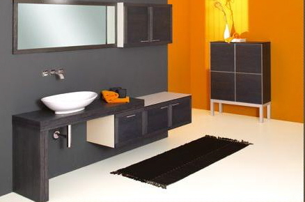 Right Vanities for Small Contemporary Bathrooms | Kris Allen Daily