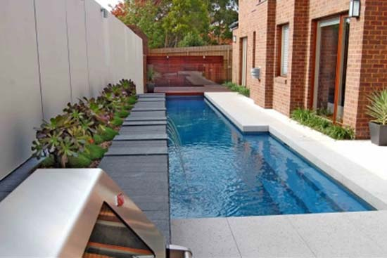 Pool Designs For Small Yards | Home Staging Okc
