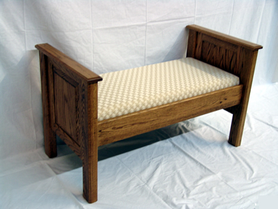 bedroom bench seats