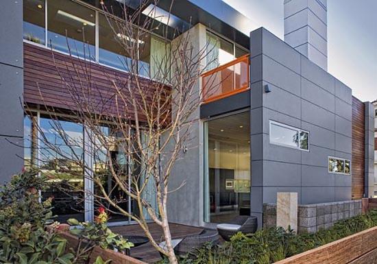 contemporary eco house design