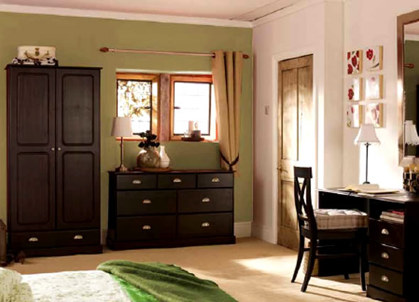 awesome wooden bedroom furniture contemporary - Contemporary Oak Bedroom Furniture