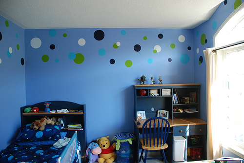 Bedroom painting ideas for your kids kris allen daily - Childrens bedroom wall painting ideas ...