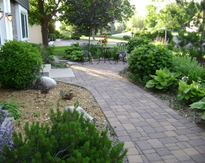 Design plan easy diy landscaping projects diy for Easy backyard landscaping