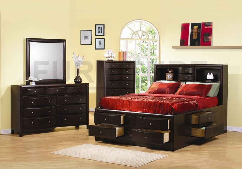 California King Bedroom Set