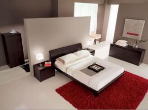 modern king bedroom set