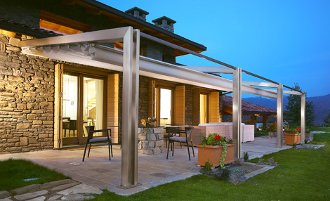 Modern Pergola Design Using Vinyl Kris Allen Daily