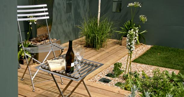 Modern Small Patio Designs