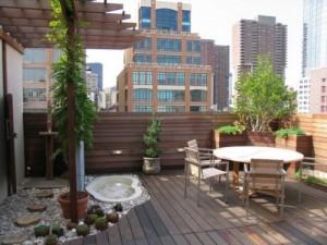 modern small patio designs