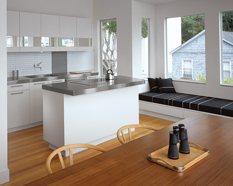 New kitchen for your lovely home kris allen daily for New kitchen designs 2012