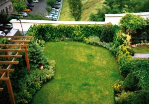 Roof Garden Advantages