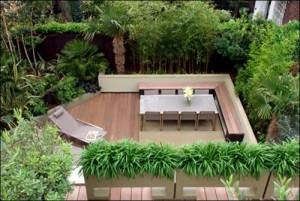 roof garden design ideas