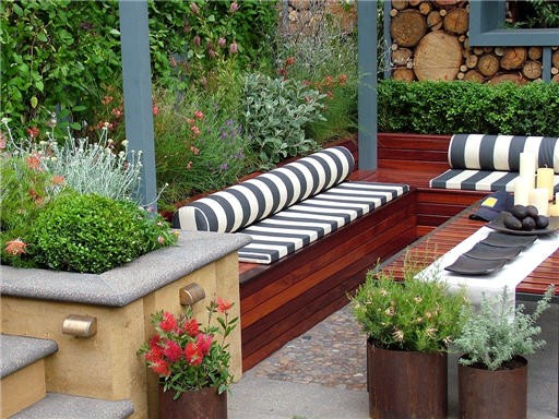 Small Patio Ideas Beauteous Of Small Garden Patio Design Ideas Photos