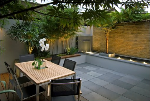 garden design ideas for small backyards