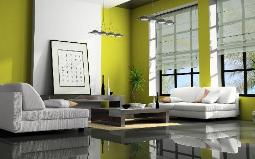 Great In Living Room Paint Color Green 500 x 312 · 29 kB · jpeg