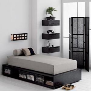 twin platform beds