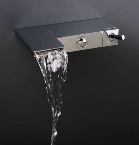unique bathroom faucets