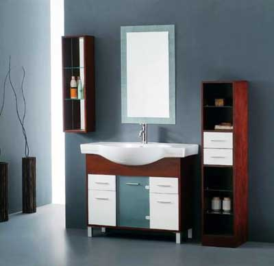 design bathroom cabinets