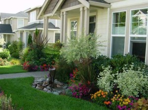 Example of Front Yard Landscaping