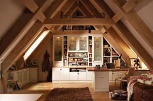 attic picture