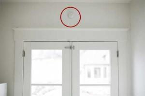 glass break sensor photo