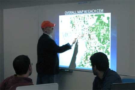 Picture of urban planning class