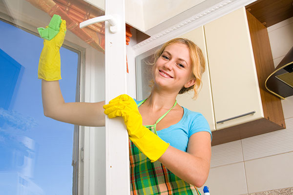 Keeping your house clean is a simple task