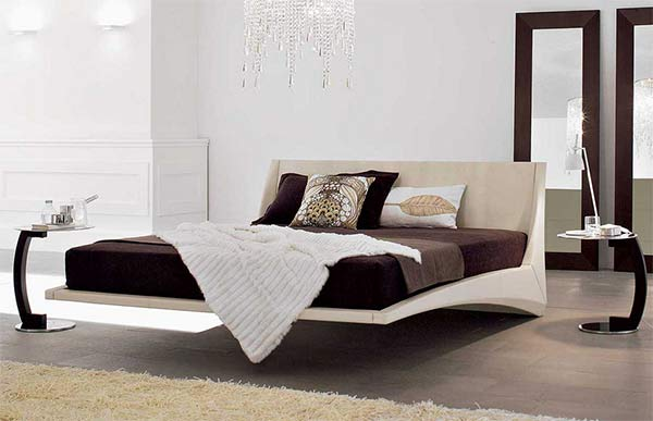 floating bed photo