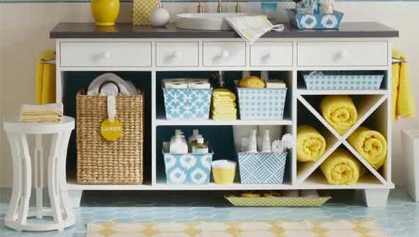 Create sufficient storage space