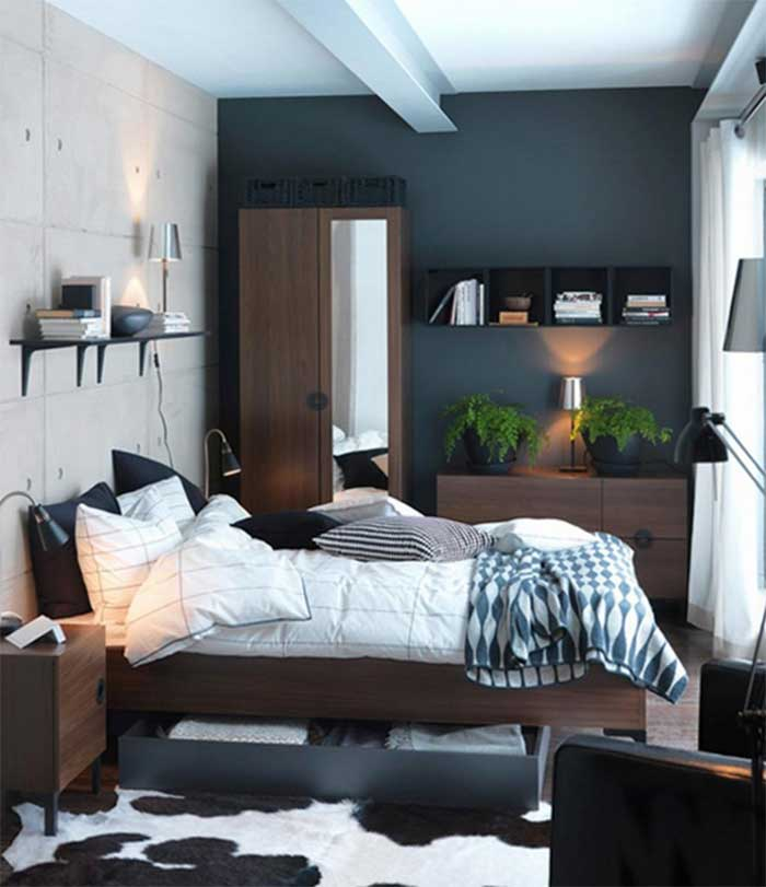 Maximize Small Bedroom keeping a small bedroom clean | | kris allen daily