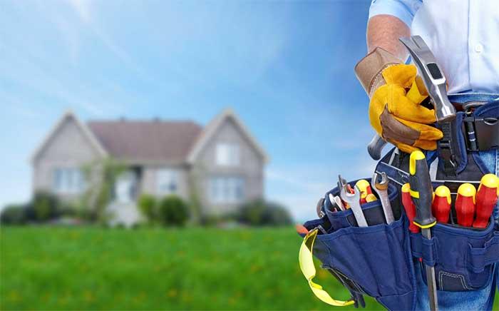 home repair illustration