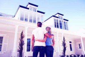 Find a home illusration