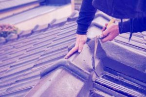 roof repair illustration